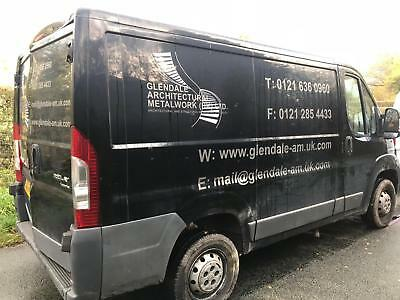 Citroen Relay 35 Hdi 90 Swb 100Hp 2010  Spares Or Repairs,non Runner,salvage