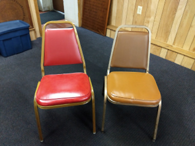 Used Chairs, 200+ for sale in lots of 50 pieces only