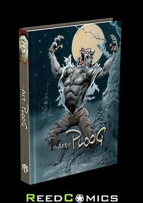 Art Of Mike Ploog Volume 1 Night Howl Edition Signed And Numbered Hardcover