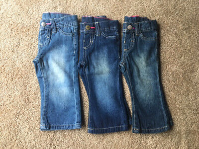 Sprockets Toddler Girls Jeans Denim Pants, 18m 24m, New with Tags, list $20