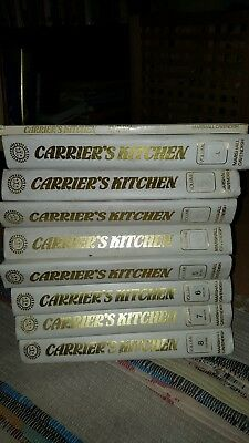 Carrier's Kitchen Cookery Collection 80S