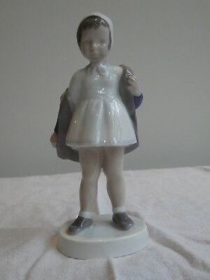 "Bing and Grondahl figurine "" Miss Charming "" model 2387"