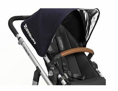 STORE DEMO UPPAbaby Leather Bumper Bar Cover For VISTA CRUZ And RumbleSeat