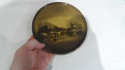 ROYAL VISTAS WARE FROM PAINTINGS by FAMOUS ARTISTS RIDGEWAYS GULF OF VENICE