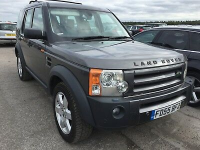 55 Land Rover Discovery 3 2.7 Tdv6 Hse Auto *jun19 Mot, 10Srvc* Leather & Nav
