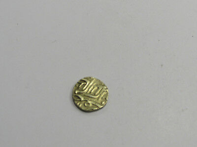 Indian State Gold Coin 2.8g
