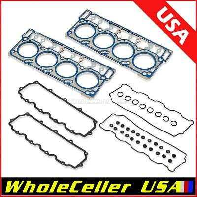 03 10 Ford 6 0 6 0l Powerstroke Diesel Valve Cover Rocker Box