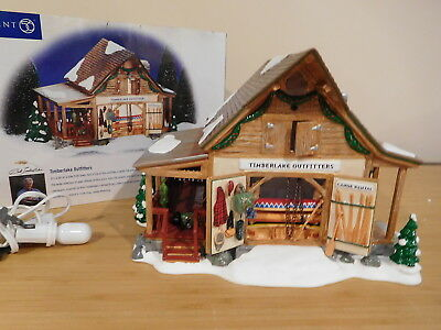 Dept 56 Snow Village - Timberlake Outfitters