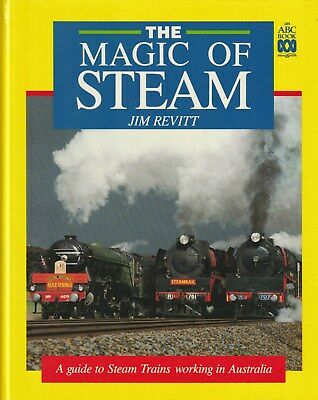 STEAM TRAINS WORKING IN AUSTRALIA THE MAGIC OF STEAM Great photos HB