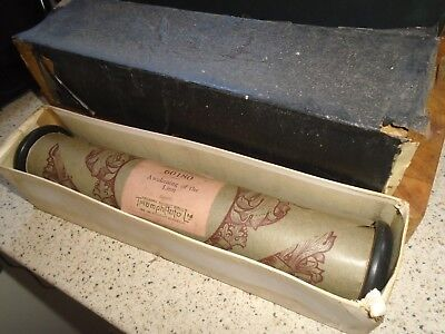 Vintage Piano Roll - Triumph Auto 88 Note 60180 Awakening Of The Lion