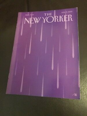 The New Yorker - PRINCE Cover Purple Rain Collectors Edition May 2, 2016