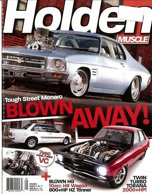 Holden Muscle No.11