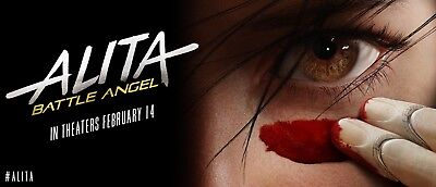 Alita Battle Angel 2-Pack $8 Off Codes Ticket Hollywood Movie Money Movie Cash
