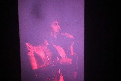 Freddie Mercury Queen In Concert on Stage 35mm slide 1976 Night of Opera Tour 53
