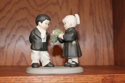 Kim Anderson Bahner Figurine 375942 ~ For You a Little Love 1998 ~ VERY GOOD!