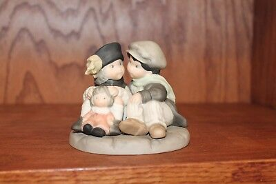 Kim Anderson Figurine 487325 ~ You Mean the World to Me 1998 ~ VERY GOOD!