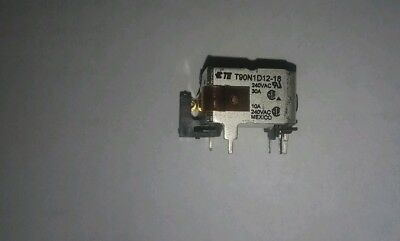 T90N1D12-18 for GE Oven Main Element SPST 30A 18V Relay,Potter /& Brumfield