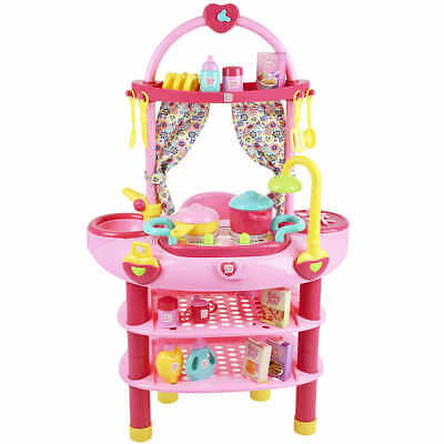 Baby Alive Cook'n Care 3-in-1 Set-28 Assorted Play Pieces and Cooking Tray *NEW*