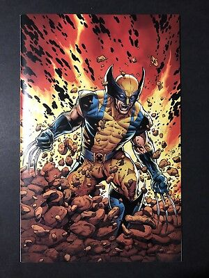 Return of Wolverine #1 (2018) McNiven 1:100 Virgin Variant [NM] X-Men