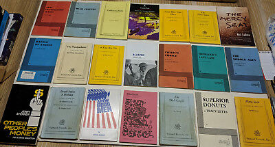 Lot of stage plays from Samuel French, Dramatists, etc.
