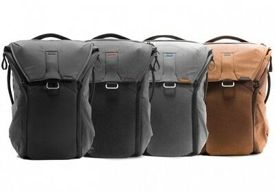 Peak Design Everyday 20L - NEW WITH TAGS - All Colours Avaliable