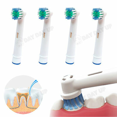 8/12/16X Head Clean Electric Toothbrush Heads Replacement For Oral B