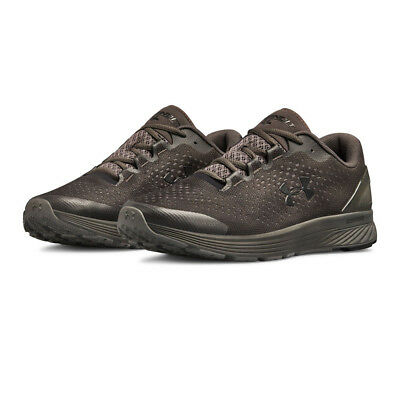 36eddd7e9540 Under Armour Mens Charged Bandit 4 Running Shoes Trainers Sneakers Brown  Sports