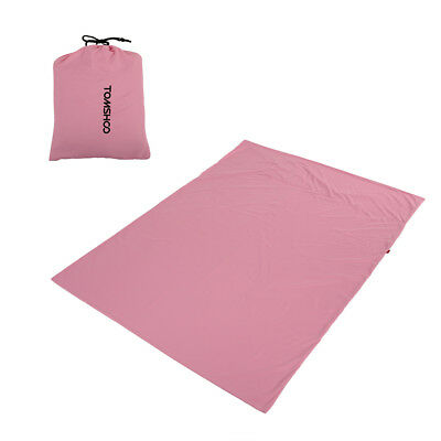 TOMSHOO Outdoor Picnic Camping Hiking Sleeping Bag Liner Polyester Pongee W1O4