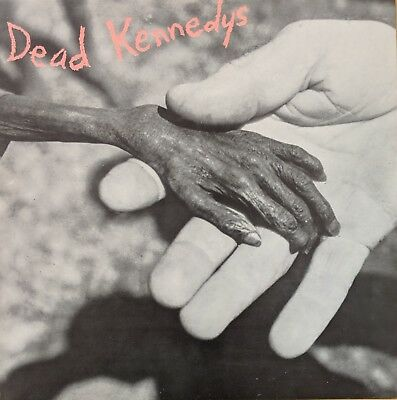 """Dead Kennedys """"Plastic Surgery Disasters"""" LP"""