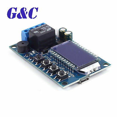 Digital Thermostat Precision Digital Display Cooling Heating Controller Module