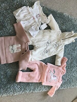 girls tiny baby bundle