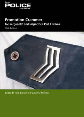 Janes police review: Promotion crammer for sergeants' and inspectors' part 1