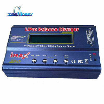 IMAX B6 Nimh Nicd lithium Battery Balance Charger Discharger with Digital LCD