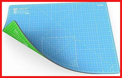 ANSIO A2 Double Sided Self Healing 5 Layers Cutting Mat Imperial/Metric 22.5 x /