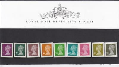 2011 Royal Mail Definitive Stamps Pack no. 90 Presentation pack UNMOUNTED MINT