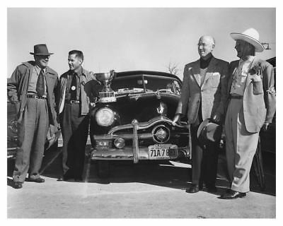1950 Ford Mobil Economy Run Grand Canyon Automobile Factory Photo ch6852