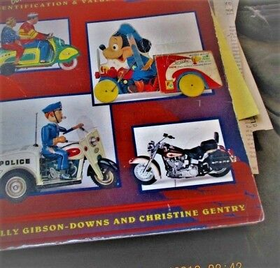Motorcycle Toys  Book 1995