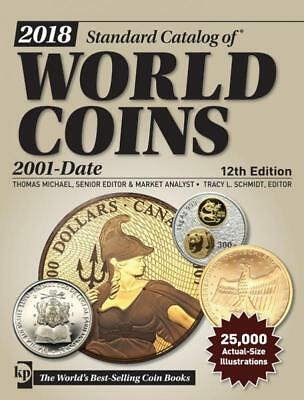 2018. ! World Coins 2001-Date 12th Edition / 2018. edition