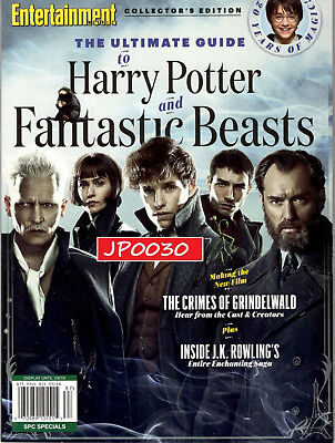 Entertainment Weekly The Ultimate Guide World of Harry Potter, Sealed Polybag