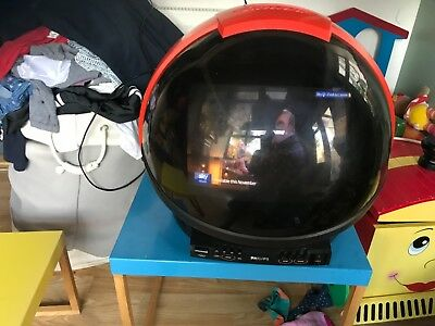 Philips Discoverer Space Age TV Television