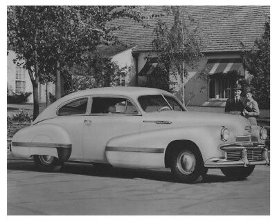 1942 Oldsmobile Automobile Factory Photo ch8118