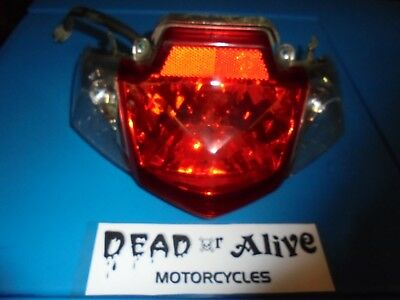 SYM JET 4  125cc,  REAR LIGHT AND INDICATORS