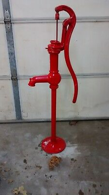 Vintage Antique Farm Dempster Mill Co Beatrice Hand Water Well Pump - 218