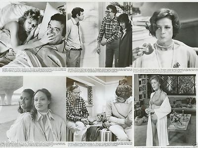 "California Suite-Jane Fonda-Maggie Smith-Mattua- (6) 8"" x 10"" Photos-1978-#97"
