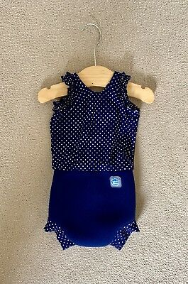 Splash About Happy Nappy Baby Swimming Costume