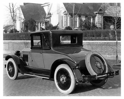 1924 Willys Overland Factory Photo ub3634-VY6BZX