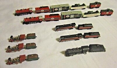 22 Nice Hallmark Lionel Train Ornaments Locos, Coal Cars and more