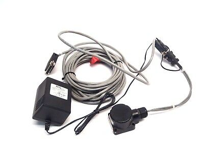 RFID 719-0015-28SA 1239 Hockey Puck Antenna w/ Power Supply, 10' DB25 Cord