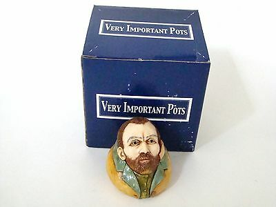 Harmony Kingdom Very Important Pots - Vincent Van Gogh - Item VIPVG