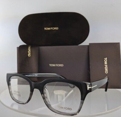 Brand New Authentic Tom Ford Asian Fit Eyeglasses FT TF 4240 020 51mm Two Toned